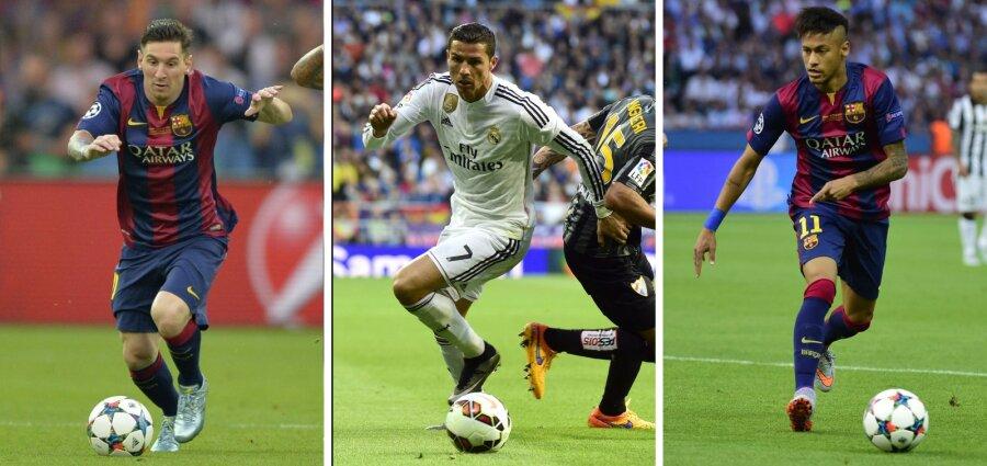 6f1a3b93cd3 Need 30 jalgpallurit kandideerivad aasta mängija tiitlile - Sport
