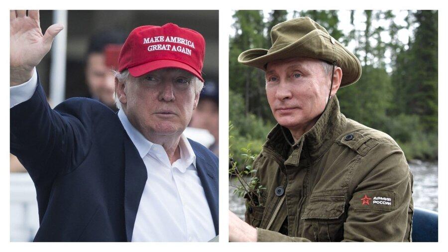 Вывести войска США изПрибалтики годом ранее предлагали ассистенты Дональду Трампу