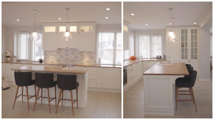 239bcf0c184 FOTOVÕISTLUS: Klassikaline ja stiilne köök - Moodne Kodu