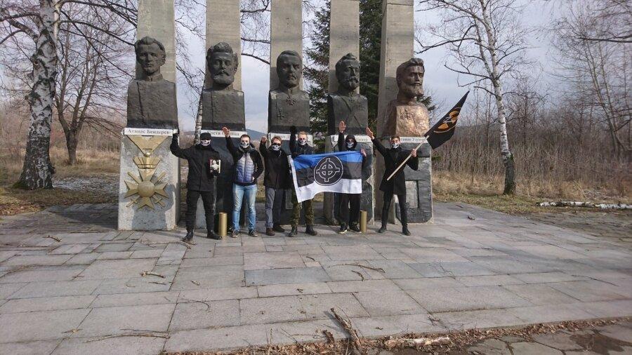 Встолице Болгарии неонацисты провели марш, руководство осудило действия организаторов