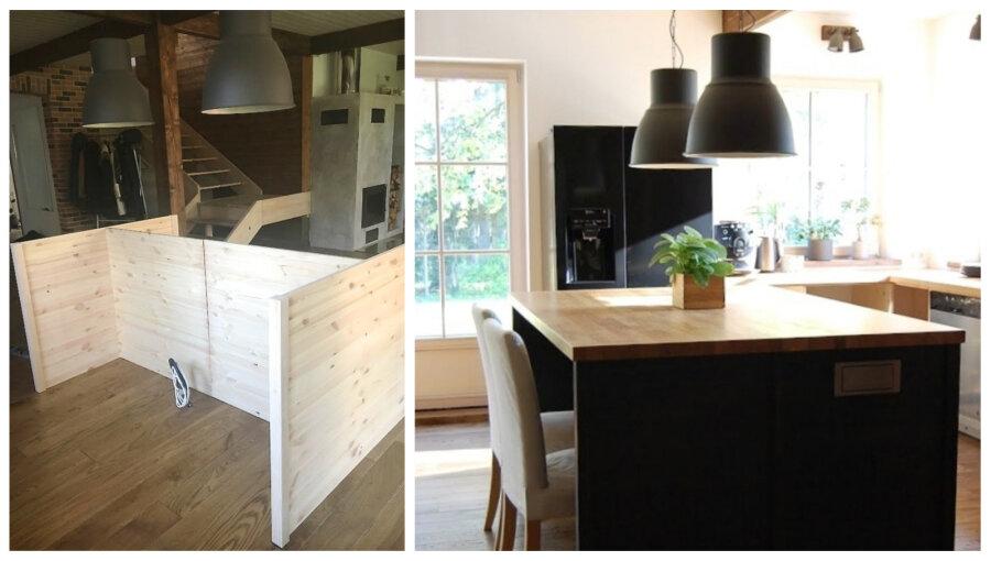 795caab9938 KODUBLOGI | Kuidas me ise puidust kööki ehitame vol 2 ehk külmkapi valimine  ja köögisaare ehitus