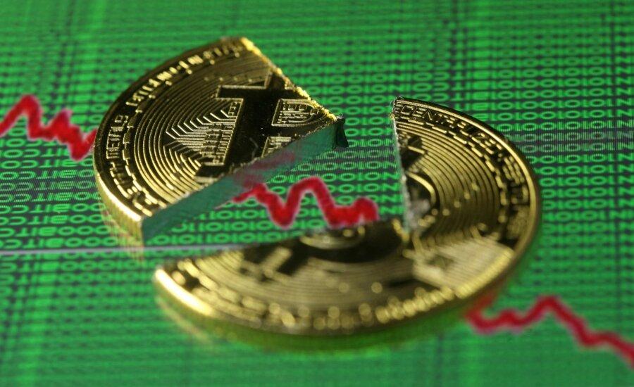 Курс биткоина впервый раз с предыдущего года упал ниже $10 тыс.