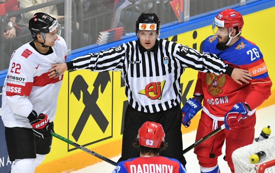 Venemaa vs Sveits