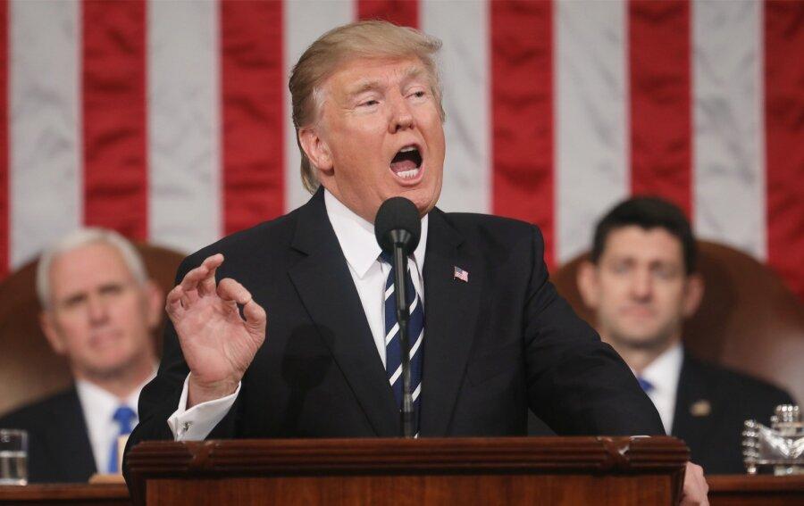 Трамп уверил, что не хочет снимать с РФ санкции