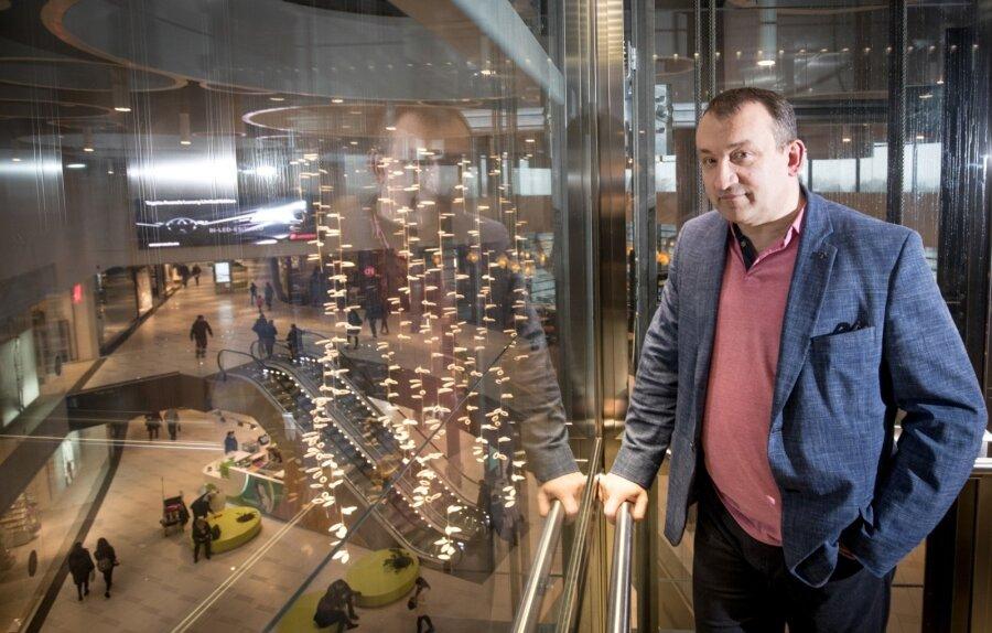 3304005c178 Ülemiste keskuse tegevjuht Guido Pärnits hindab Ülemistet Tallinna kõige  dünaamilisemalt arenevaks piirkonnaks, mille märksõnad on