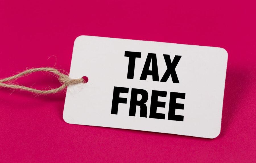 Снового года в РФ появится tax free