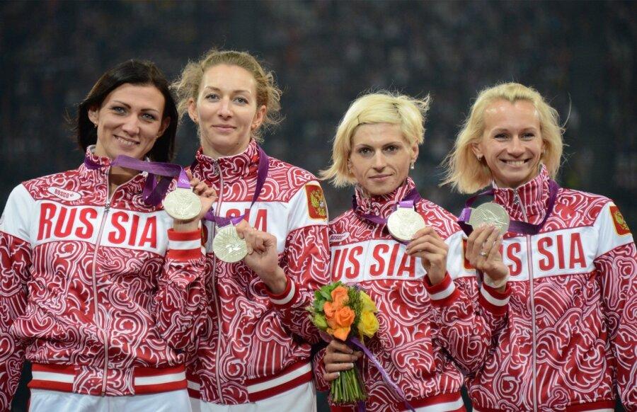 Русская бегунья Фирова отказалась возвращать олимпийские медали