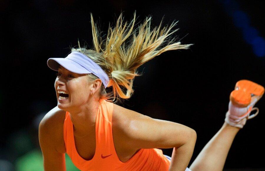 Мария Шарапова снялась стурнира WTA вСтэнфорде из-за травмы