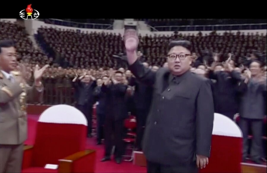 Агентура  США информирует  остроительстве свежей  подводной лодки КНДР