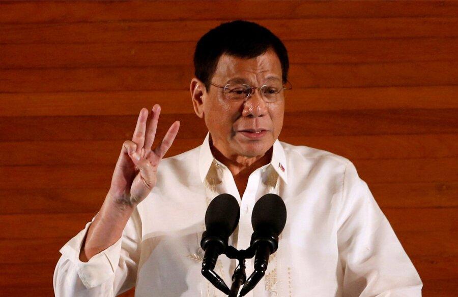 Президент Филиппин заключил перемирие сповстанцами-коммунистами