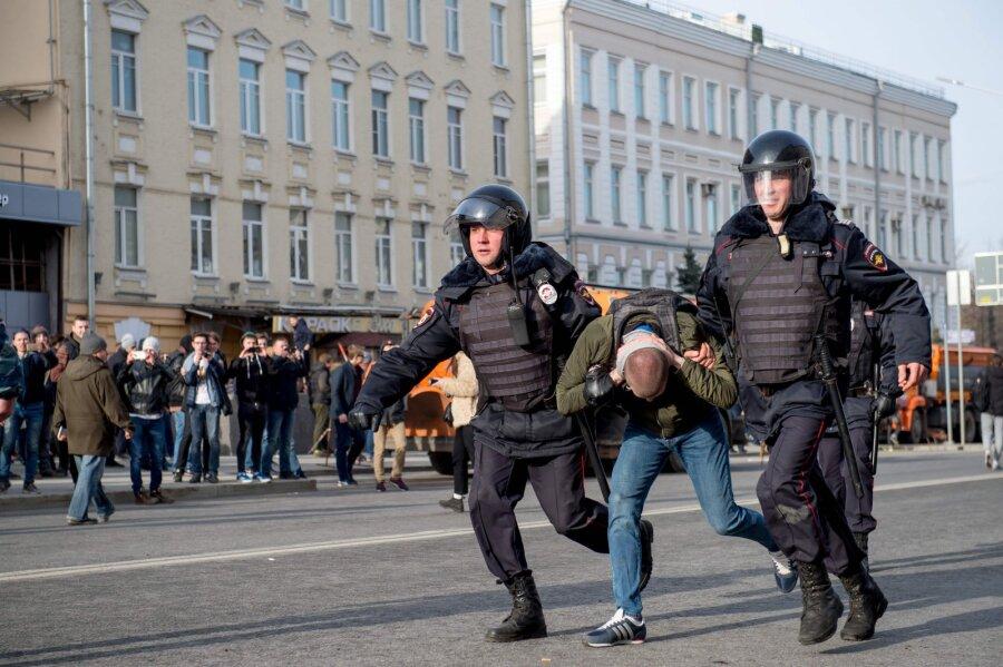 ВПетербурге стартовал антикоррупционный митинг