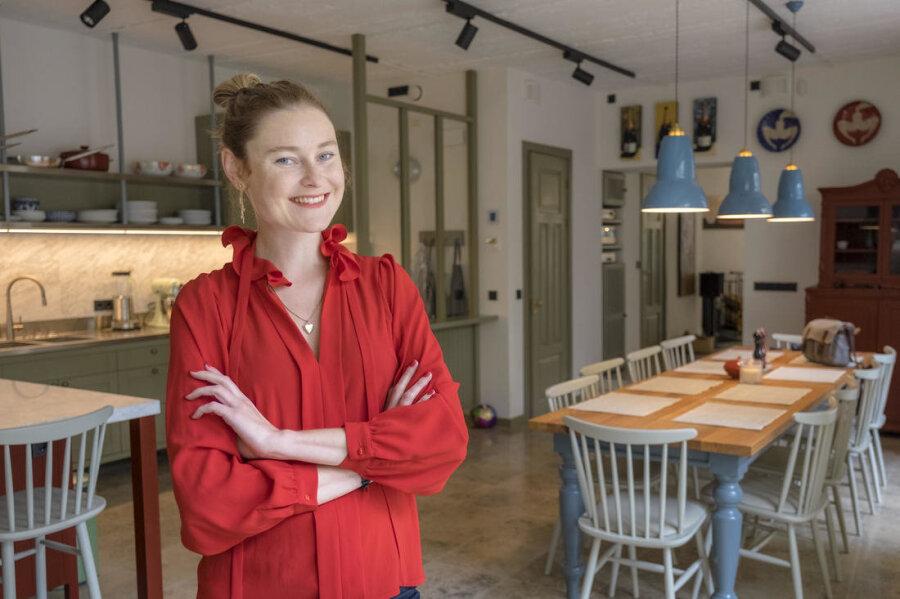 4aad7e72ca9 FOTOD │ Anni Arro avas toidugurmaanidele avara ja hubase stuudioköögi