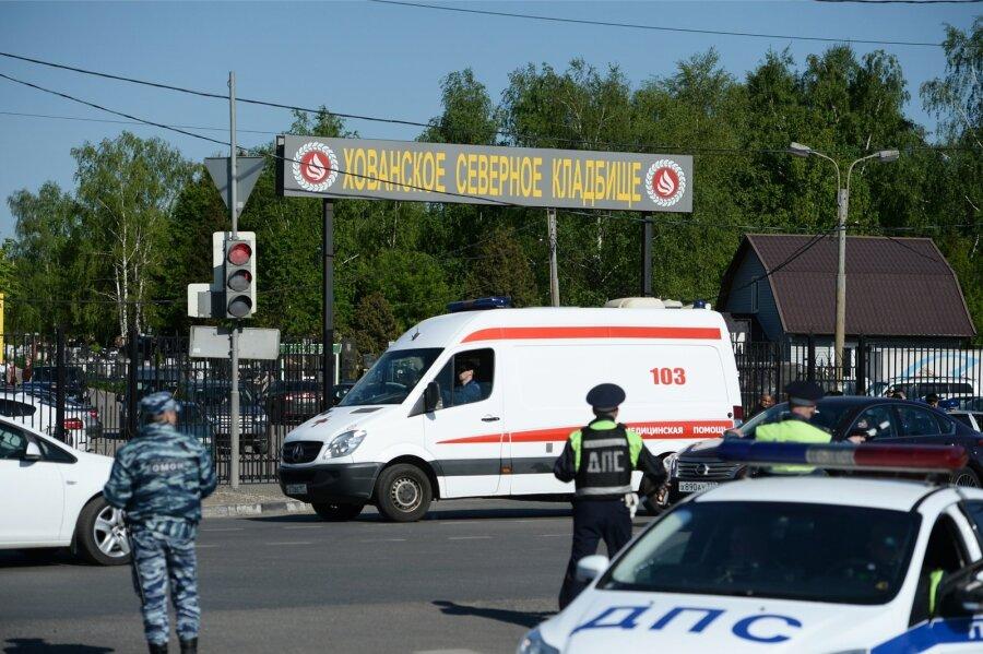 Массовая драка накладбище в столицеРФ: СМИ говорили о задержании экс-директора