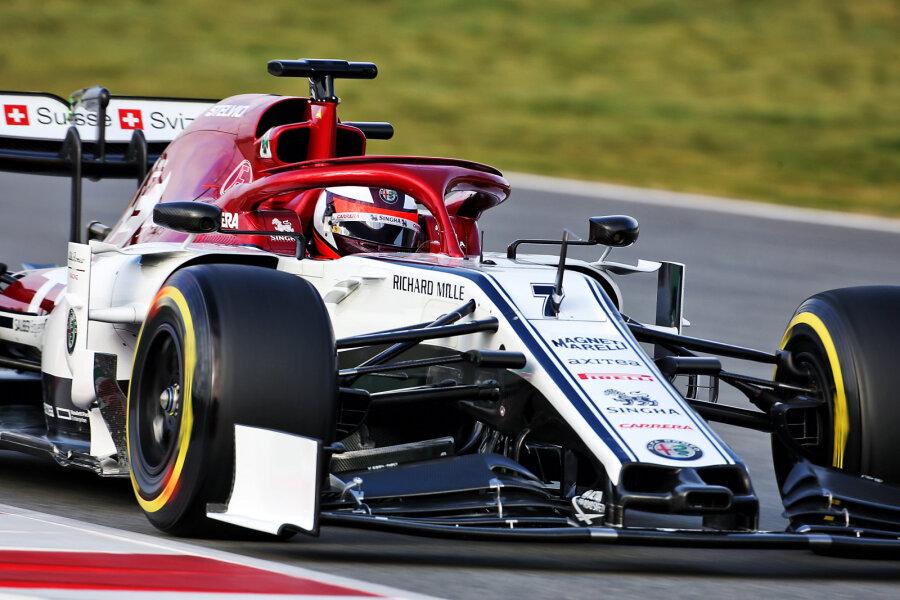 Kimi Räikkönen Alfa Romeo