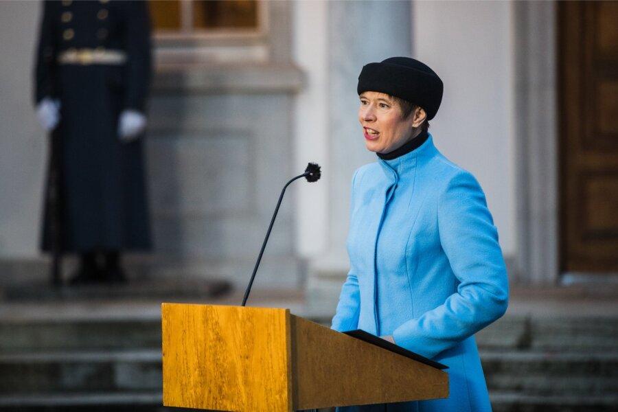 Eesti 200 kutsub parlamendierakondi Kersti Kaljulaidi uuesti presidendiks valima
