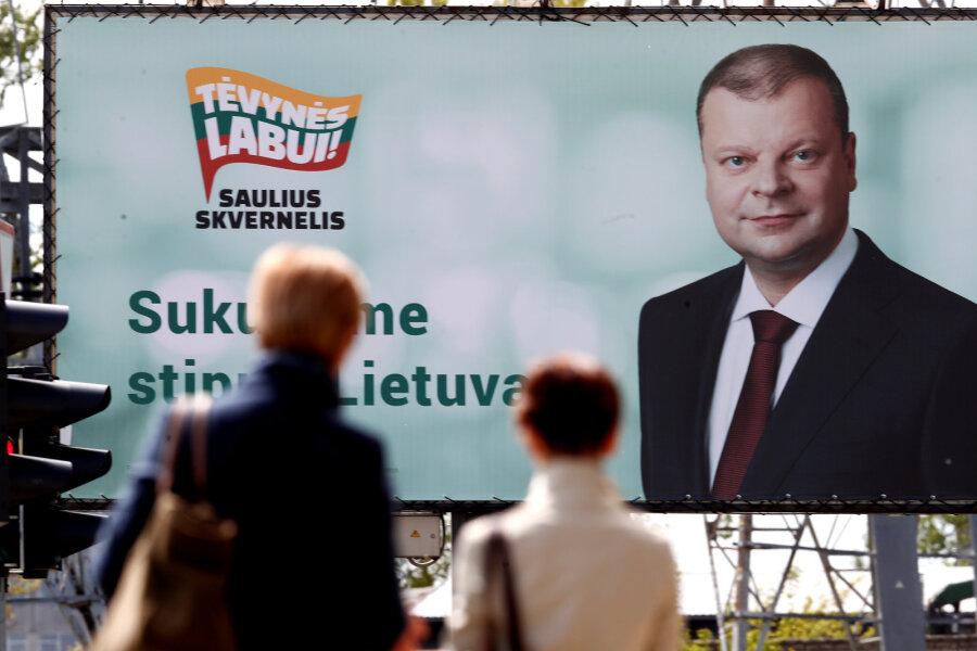 Heitlus Leedu riigipea koha pärast tõotab tulla pingeline: läbisaamine Kremliga üheks erimeelsuseks