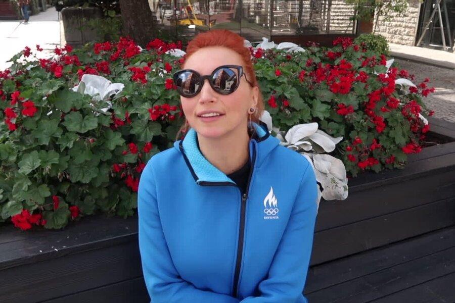 SPORDINÄDALA PATROON: Tanja Mihhailova-Saar: Tants on ka spordiala!