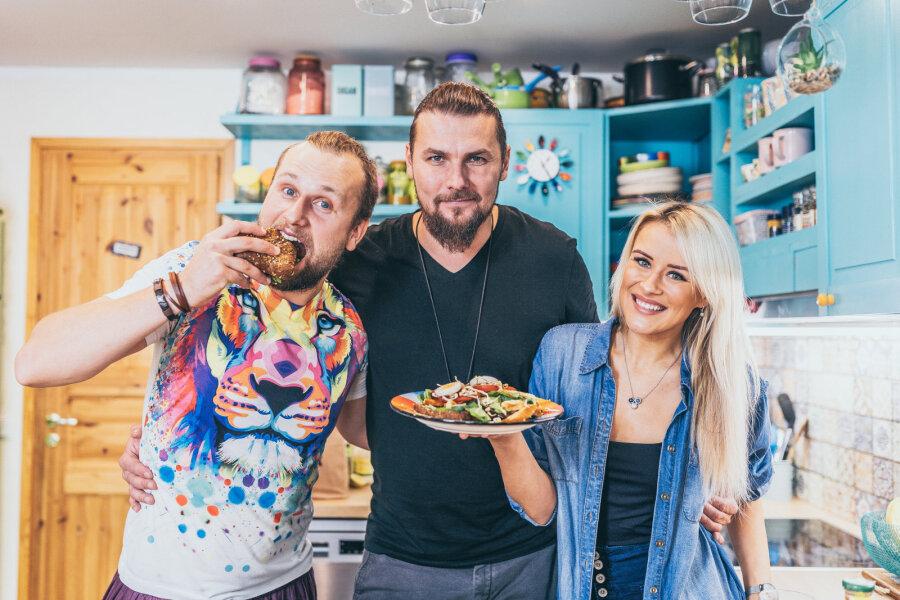 VIDEO | Salat on jäneste toit, seda mehed ei söö
