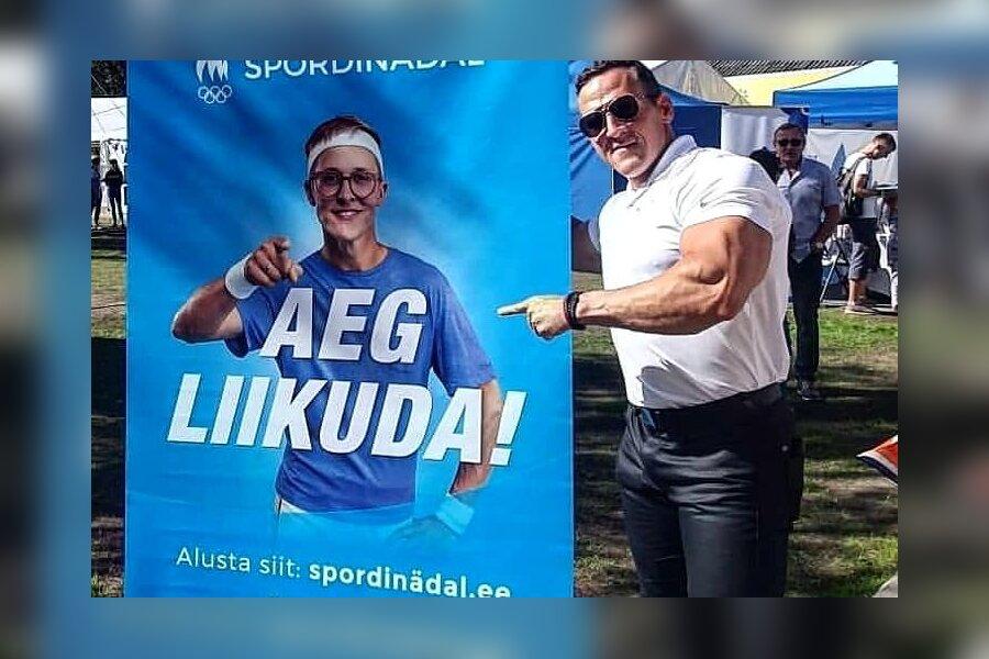 SPORDINÄDALA PATROON: Ott Kiivikas: Liikumine aitab noor püsida!