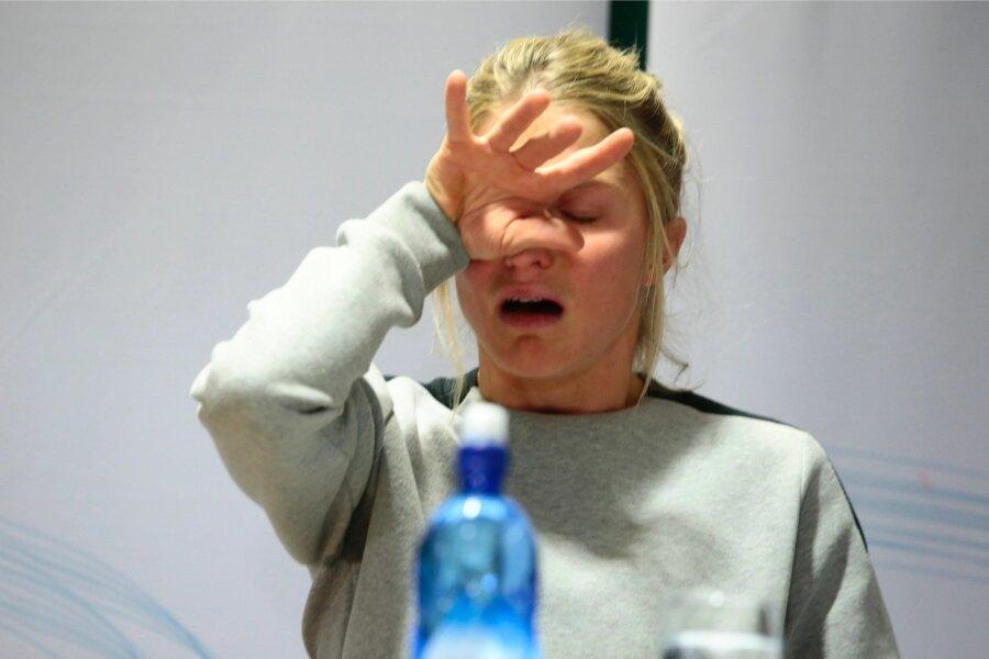 Допинговый скандал появился из-за проб норвежской лыжницы-чемпионки Йохауг