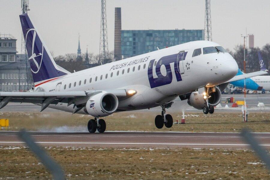 ВВаршаве аварийно приземлился самолет с59 пассажирами
