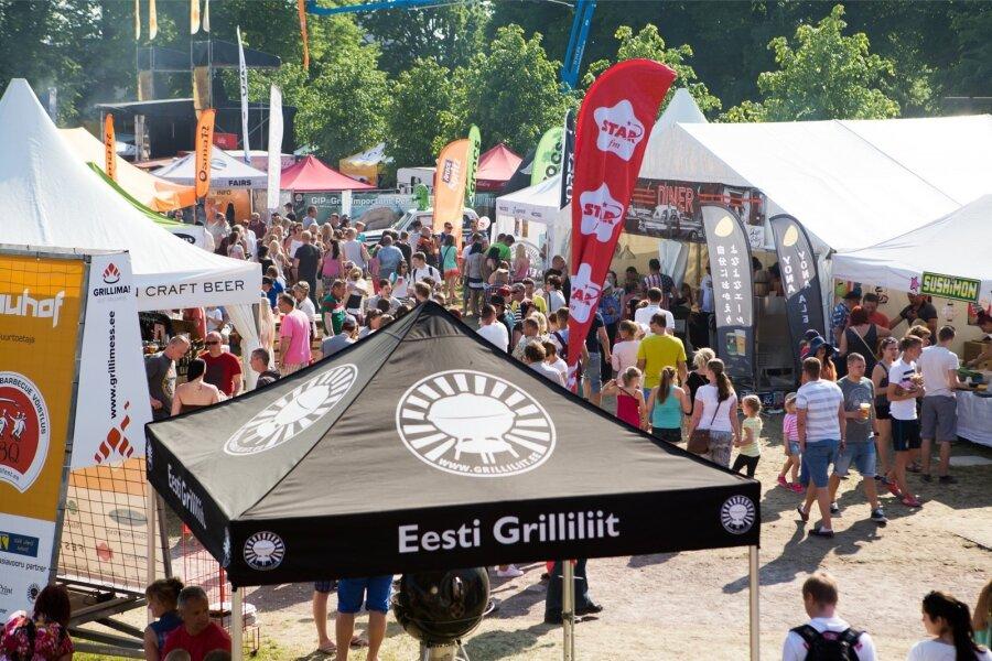 Grillfesti teine päev