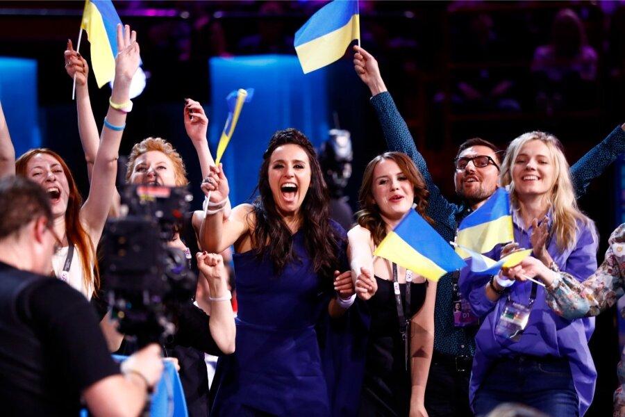 Украинка Джамала— победитель «Евровидения-2016». Список победителей илучшие выступления