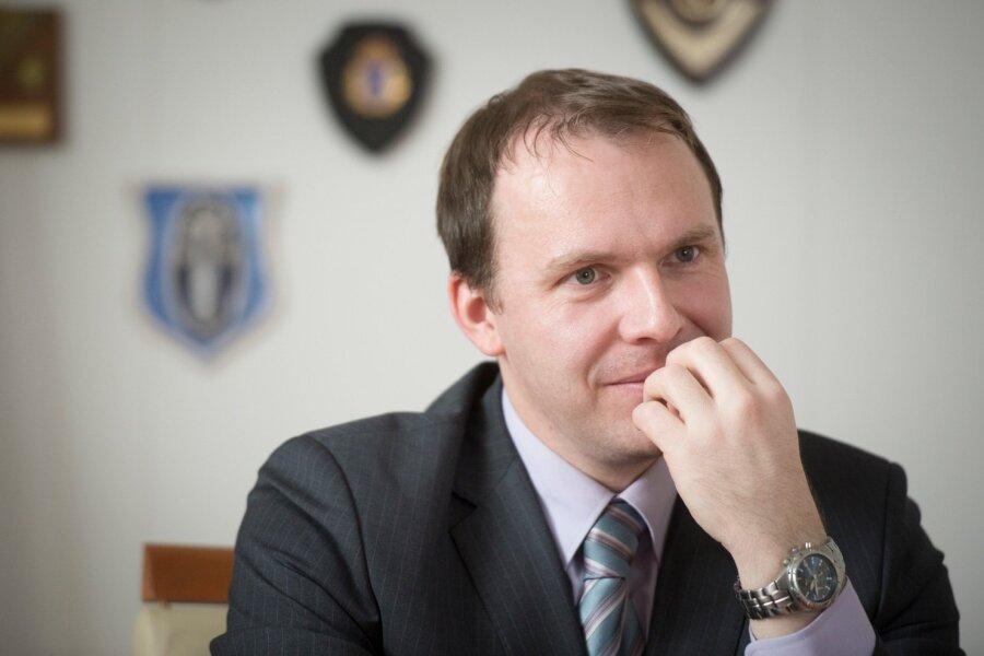 Keskkriminaalpolitsei majanduskuritegude talituse juhataja Janek Maasik