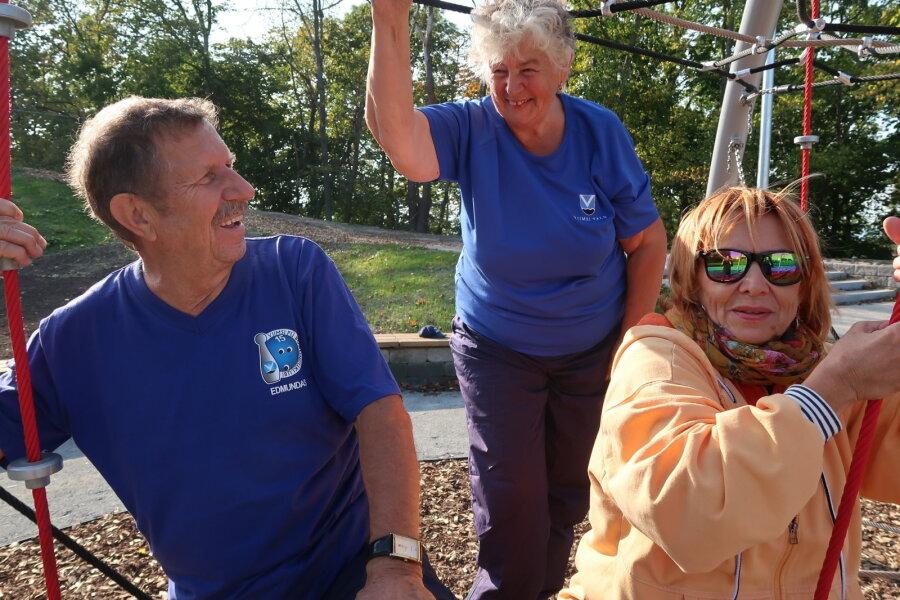 VIDEO   5. oktoobril avatakse eakate treenimisväljak
