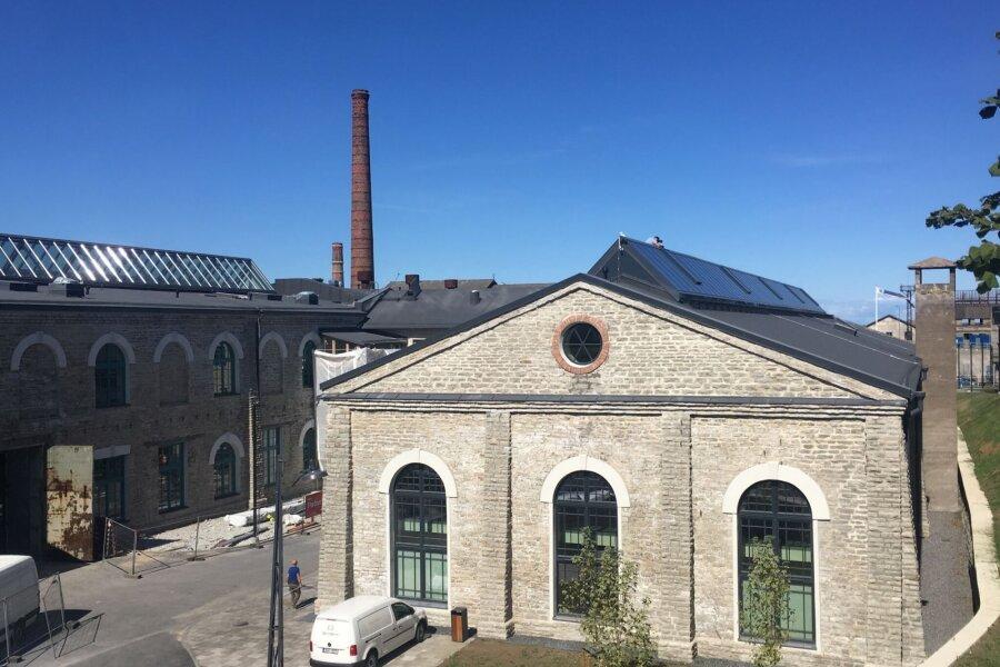 Tallinnasse kerkib väga omanäoline pruulikoda ja õllerestoran