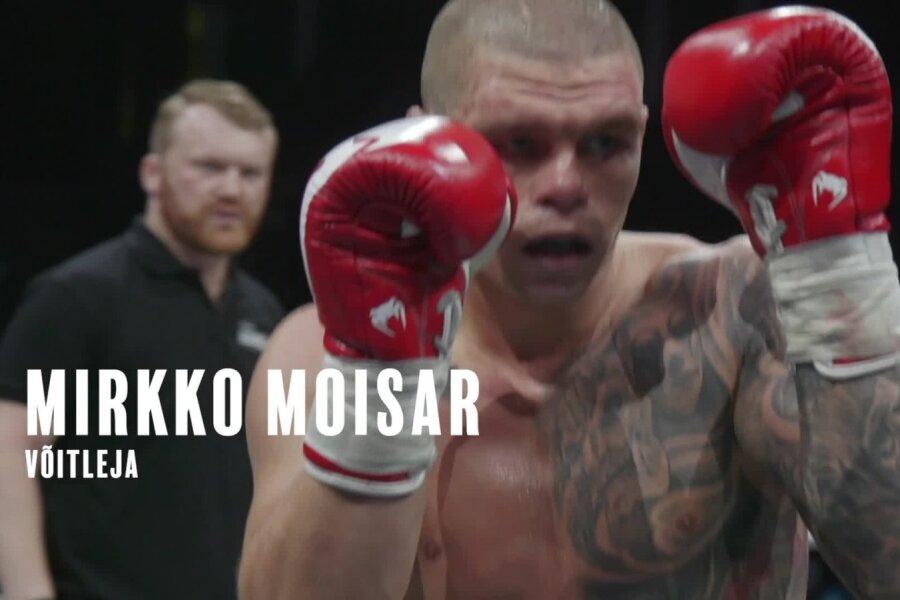 DELFI TV MINIDOK | Mirkko Moisari 10 raundi: lugu sellest, kuidas poksiringis vankumatuna püsida