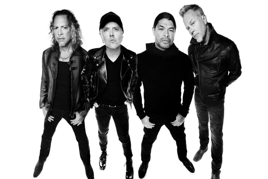ASI AMETLIK: Metallica lammutab järgmisel suvel Tartus!