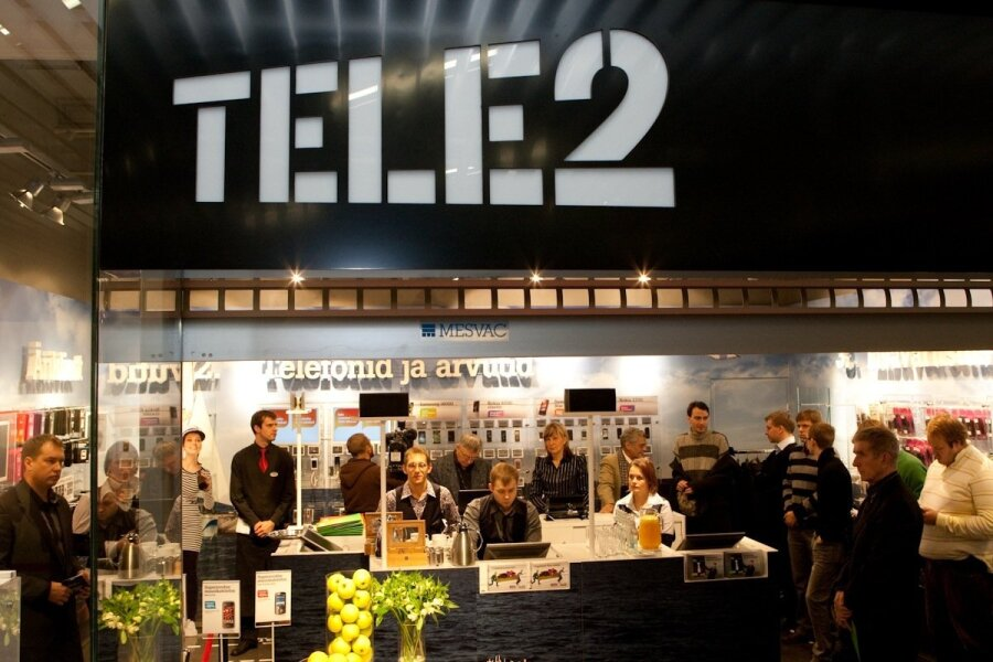 Ростелеком договорился о закупке оператора Tele2