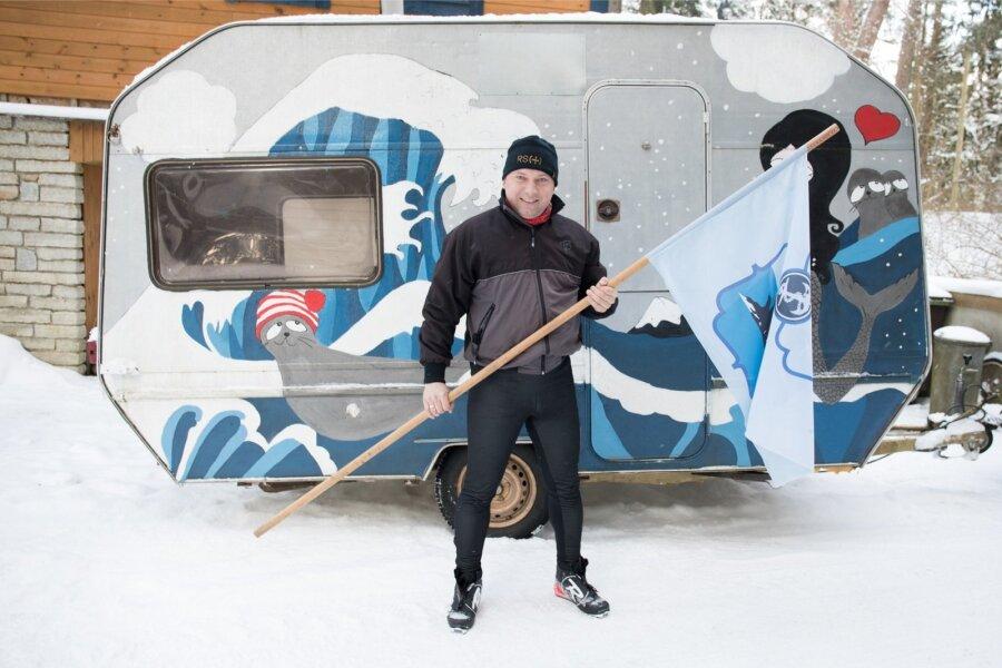VIDEO: Raimo Välk: mul on isegi suvel raskusi vette saamisega, kuid talisuplus andis uskumatult vägeva enesetunde