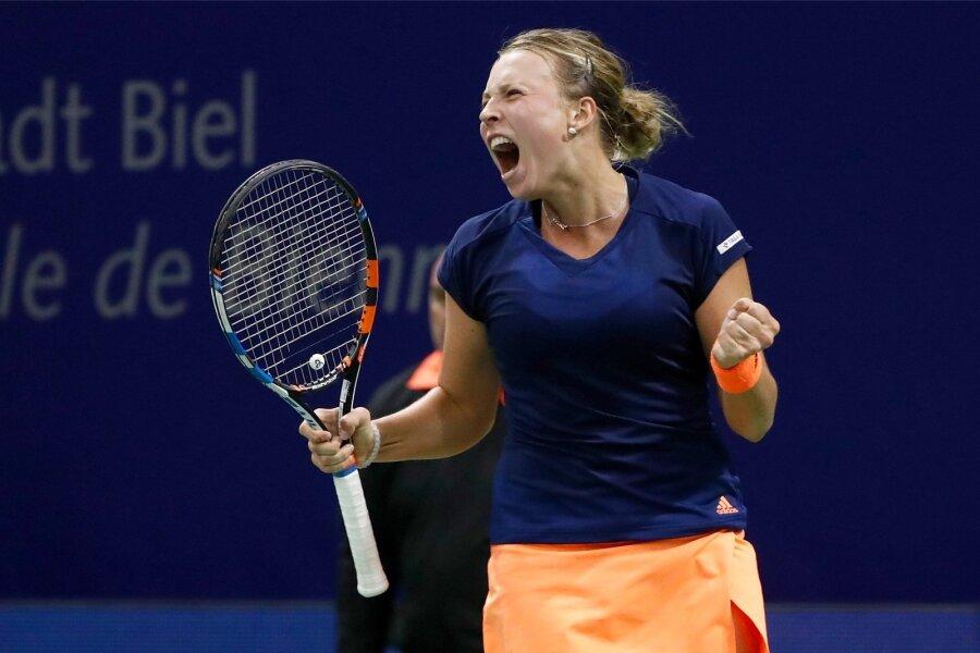 Первая победа Марии Шараповой после 15-месячной дисквалификации