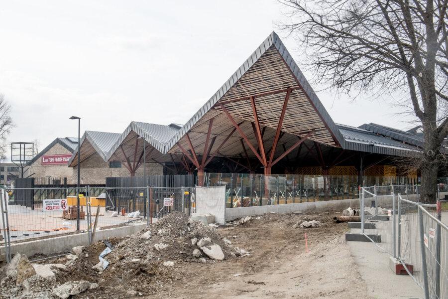 """2939aab312b """"Aasta Ehitaja 2017"""" on Mapri Ehituse projektijuht Valdo Rohtla Balti Jaama  turuhoonega"""