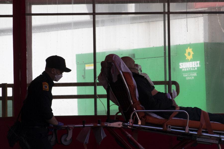 ВСША засутки умерло рекордное количество пациентов сCOVID-19