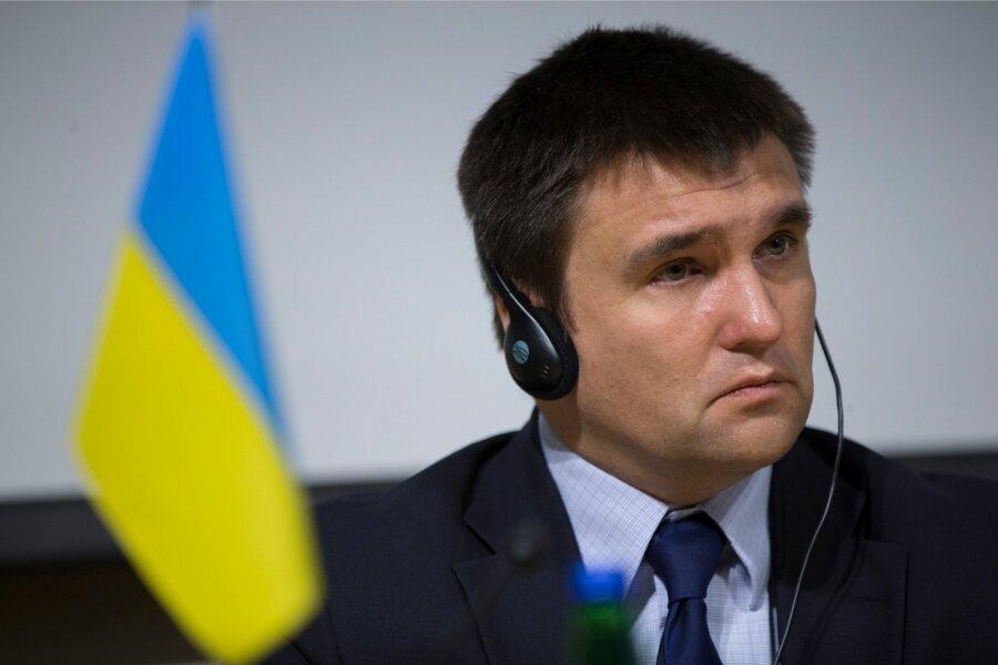 Павел Климкин объявил о собственной отставке