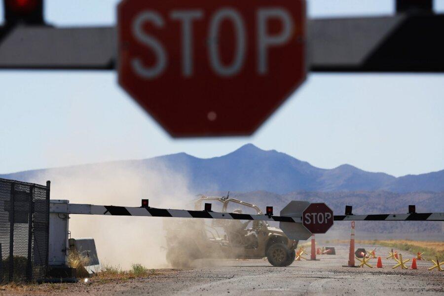 VIDEO | Tormijooks ülisalajasele USA sõjaväebaasile Area 51 jäi tulemusteta