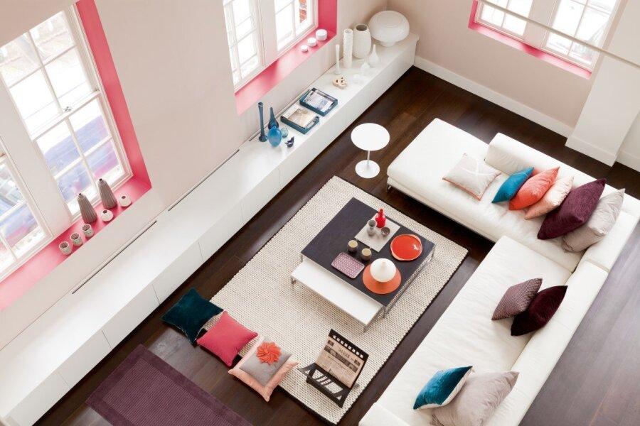 0f0d504e9c2 Kasulikud nõuanded: kuidas ruumi värve valida? Interjööri värvitoone ...