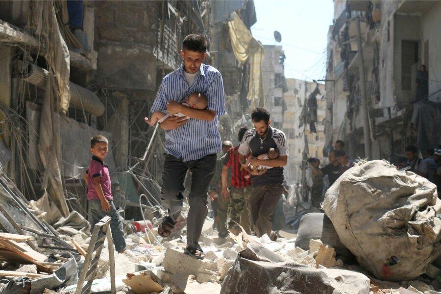 Чуркин: Еслибы не РФ, над Дамаском развевалисьбы черные флаги