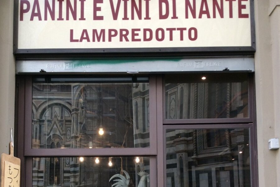 Itaalia tänavatoit:  panino al lampredotto