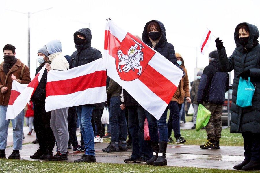 «Марш соседей» завершился задержаниями вМинске