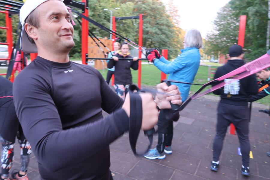 SPORDINÄDAL: Siiri Visnapuu: Aktiivsetel inimestel on rohkem energiat ja positiivsem ellusuhtumine!