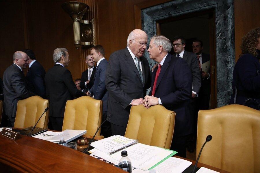 Финансовая помощь Украине должна быть увеличена,— сенатор Грэм