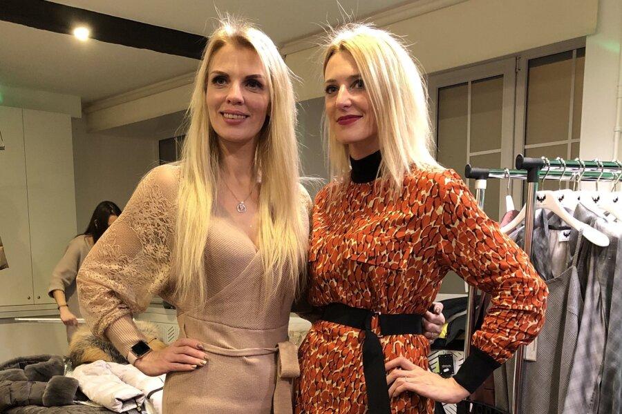 ФОТО И ВИДЕО   Хотите королевское платье к Новому году? JANA примерила наряды эстонских красавиц на благотворительной распродаже