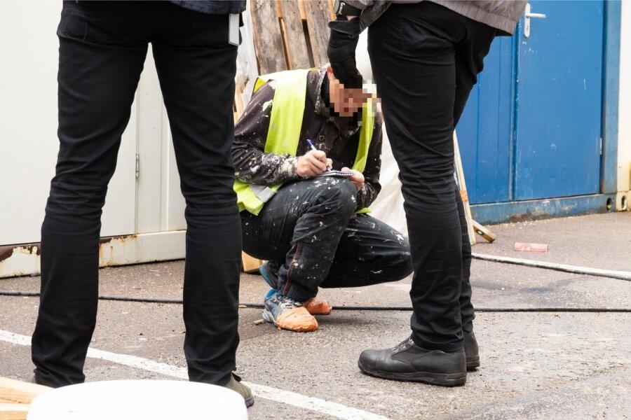 VIDEO ja FOTOD   Politsei otsis ehituselt illegaalset võõrtööjõudu