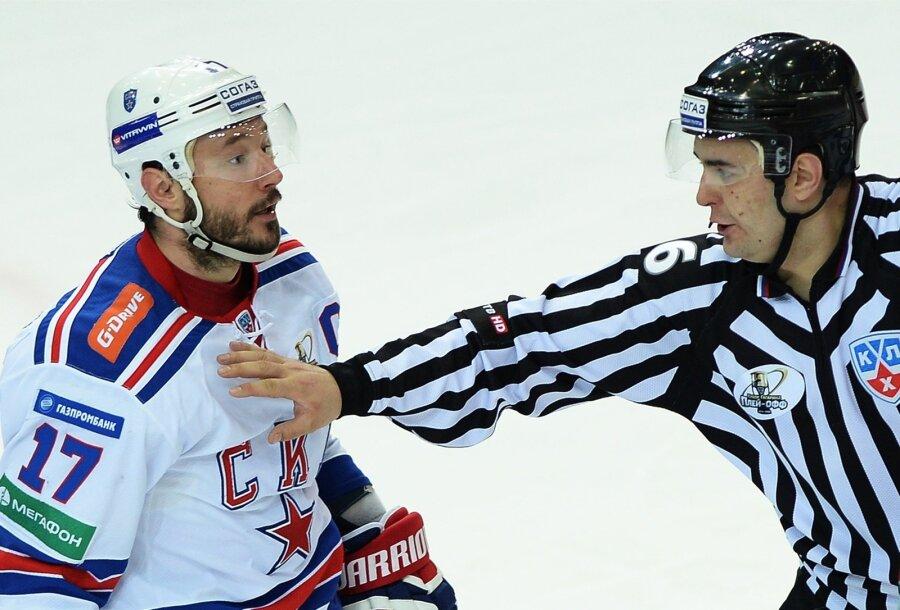СКА в 4-й раз обыграл «Локомотив» всерии плей-офф КХЛ