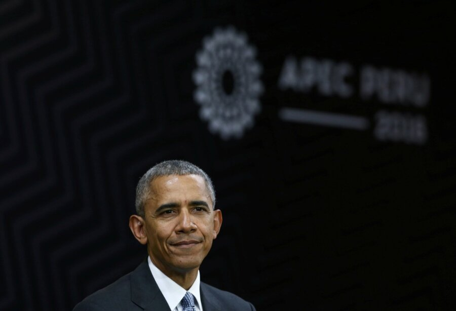 Обама назвал «историческим жестом» визит Абэ вПерл-Харбор