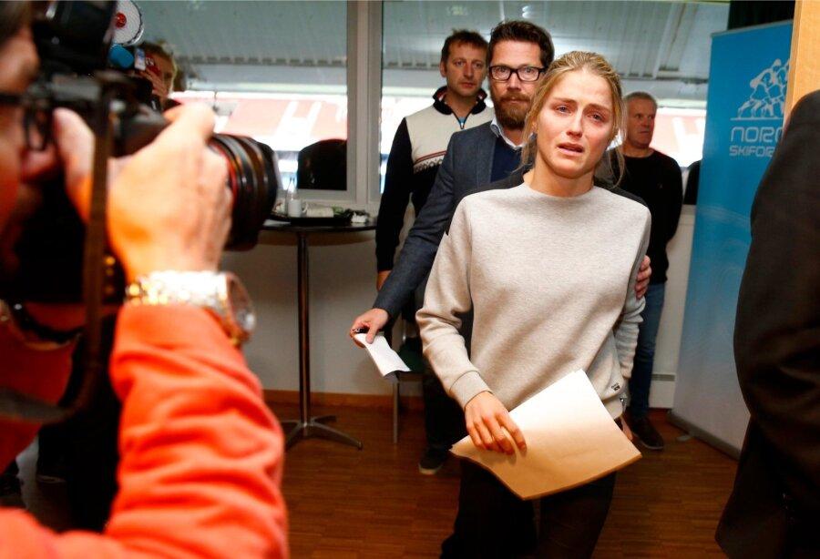 Олимпийская чемпионка Йохауг попалась надопинге